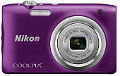 "Фотоаппарат ""Nikon"" Coolpix A100 Purple"