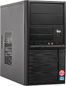 "СБ ""iRU"" Office 315 MT (1176002) i5 8400/8Gb/SSD240Gb/Int./W10/Black"